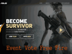 Event Vote Free Fire
