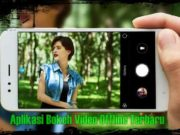 Aplikasi Bokeh Video Offline