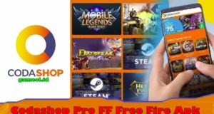 Download Codashop Pro FF Free Fire Apk