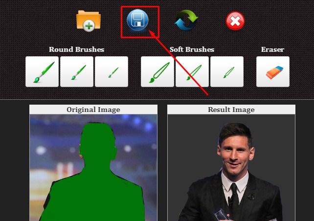 Mengubah Background Foto Online