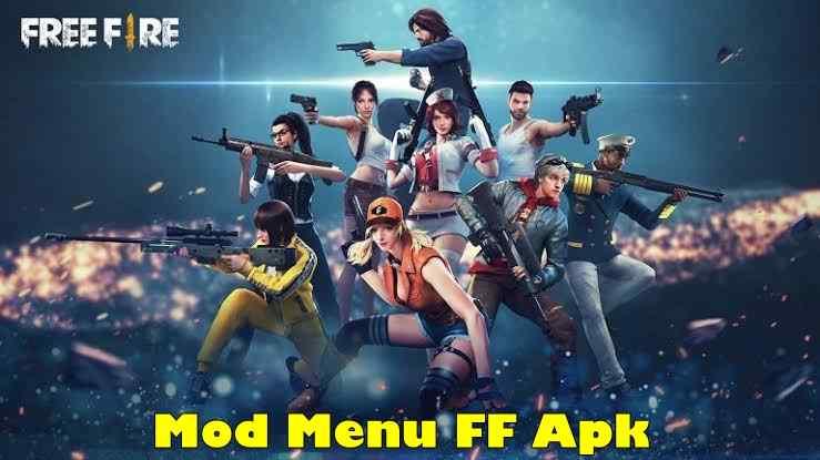 Mod Menu FF Apk