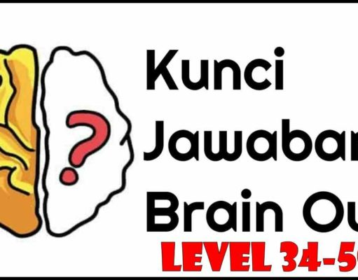 Kunci Jawaban Brain Out Level 34 50