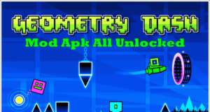 Geometry Dash Mod Apk All Unlocked