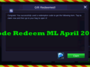 Kode Redeem ML April 2020