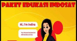 Paket Edukasi Indosat