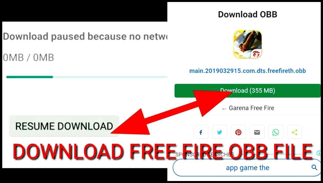 Free Fire OBB