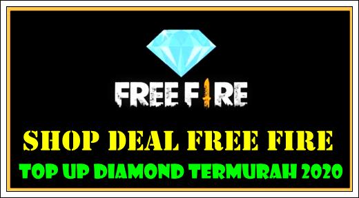 Shop Deal Free Fire