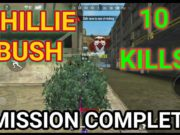 Ghillie Bush Kill 10 Enemy FF