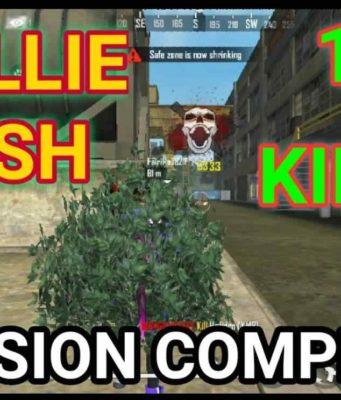 Ghillie Bush Kill 10 Enemy FF