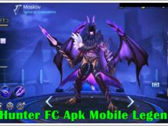 Ez Hunter FC Apk Unlock Skin Mobile Legends