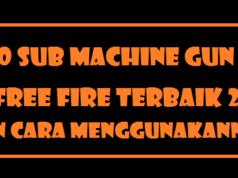 Sub Machine Gun FF