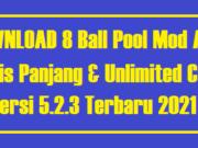 8 Ball Pool Mod Apk Garis Panjang