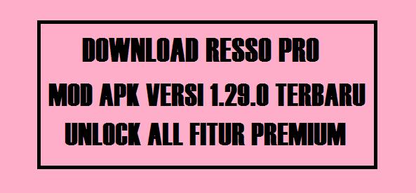 Resso Pro Mod Apk