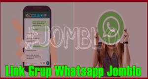 Grup Whatsapp Jomblo