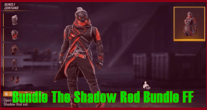 The Shadow Red Bundle FF