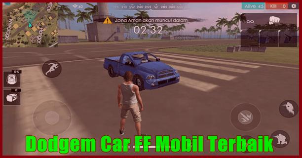 Dodgem Car FF