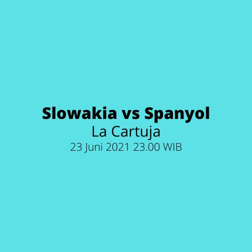 La Cartuja - Slowakia vs Spanyol