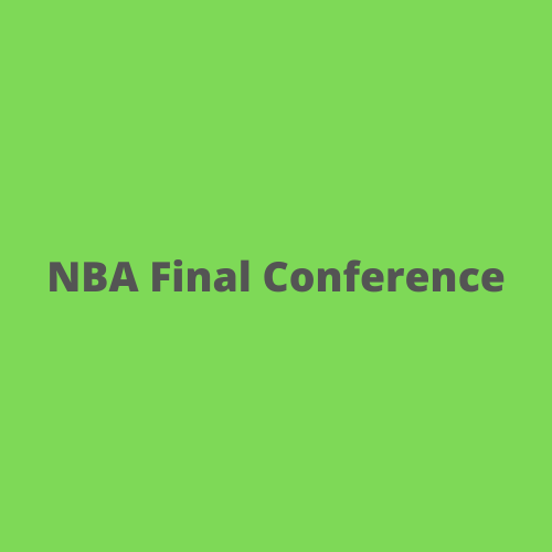 NBA Final Conference