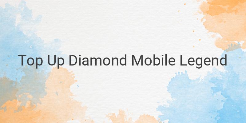 Cara Jualan Diamond ML Termudah untuk Pemula
