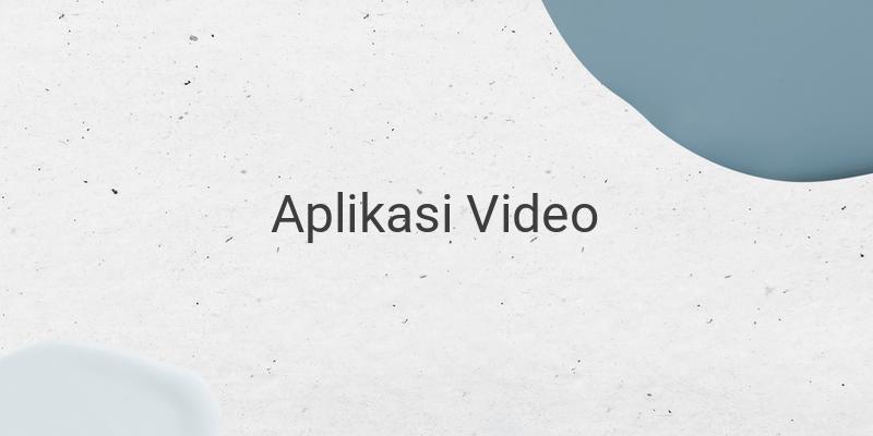 6 Aplikasi Video Bokeh Untuk Perangkat Ponsel